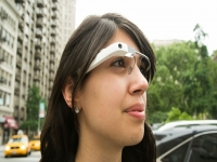 Google Glass Adds Its First Website Browser