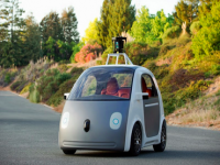 Google shows off its first complete self-driving car