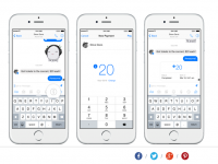 Facebook friends can send money through Messenger app