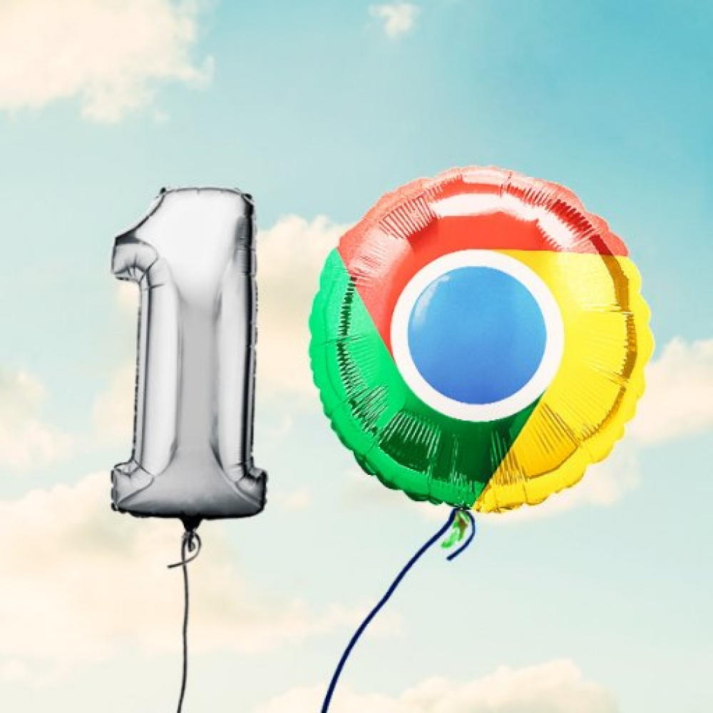 Chrome's Birthday