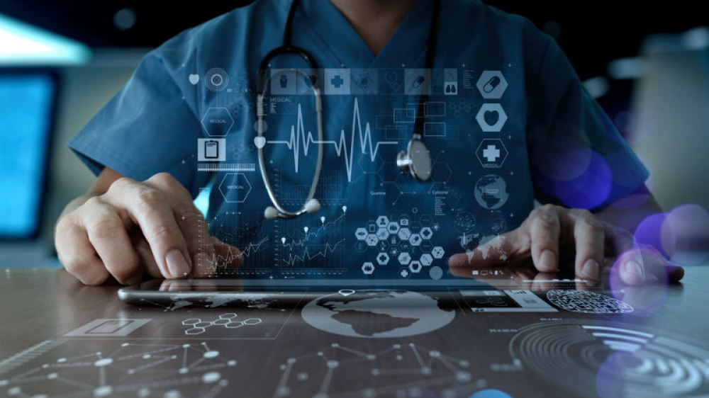 Artificial intelligence driving intelligent hospitals