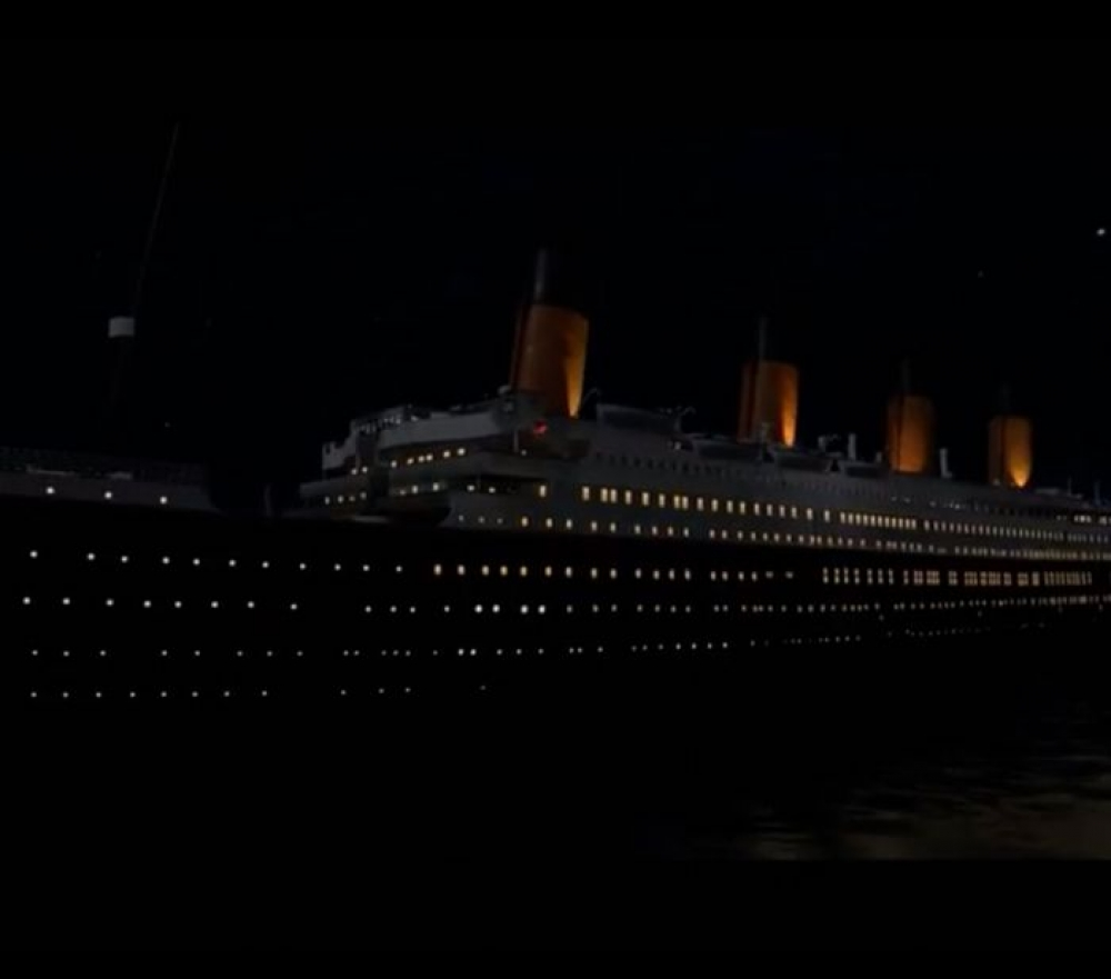 Mesmerizing Titanic virtual reality game coming to PlayStation