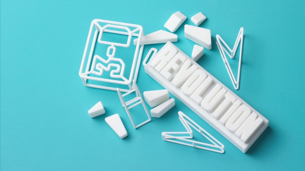 The 3-D Printing Revolution