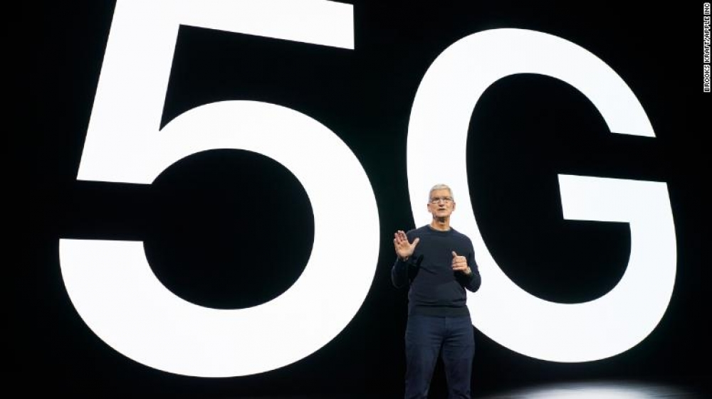 How the 5G iPhone kicked off the latest carrier wars
