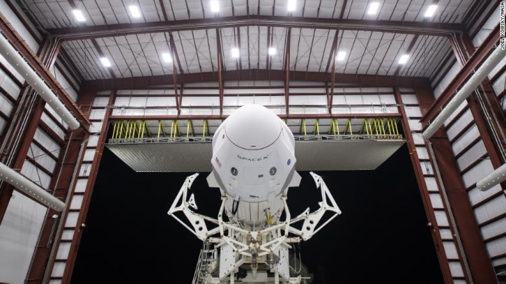 2020 is when private spaceflight just got started. In 2021 it will shoot for the stars