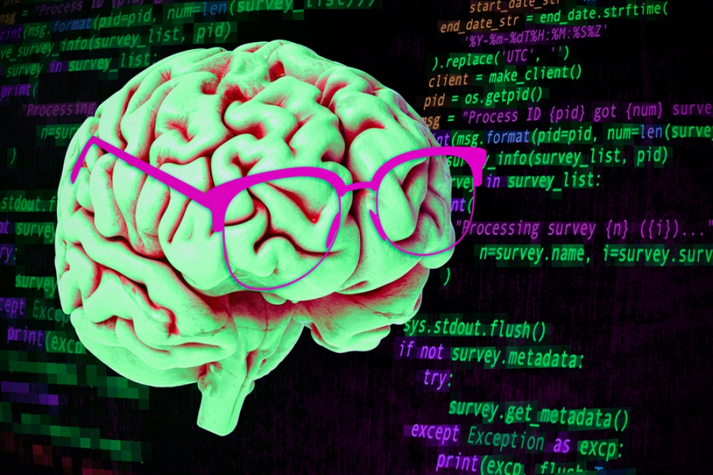 To the brain, reading computer code is not the same as reading language