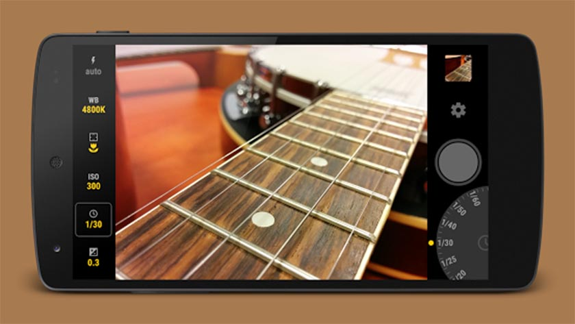 manual camera best camera apps for Android